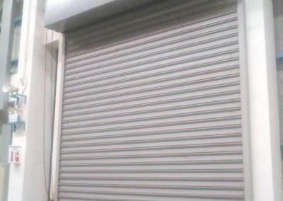 rolling door otomatis