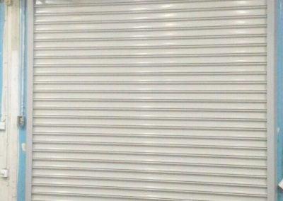 PVC High Speed Door