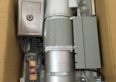 electric shutter machine